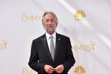 Neil Portnow Arrivals at the 66th Annual Primetime Emmy Awards — Part 2