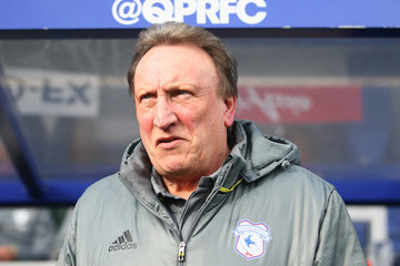 Neil Warnock Queens Park Rangers v Cardiff City - Sky Bet Championship