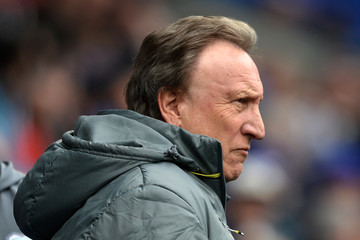 Neil Warnock Cardiff City v Ipswich Town - Sky Bet Championship