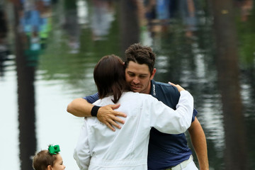 Nel-Mare Oosthuizen The Masters - Preview Day 3
