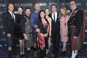 "Nell Hudson Starz Series ""Outlander"" Premiere - Comic-Con International 2014"
