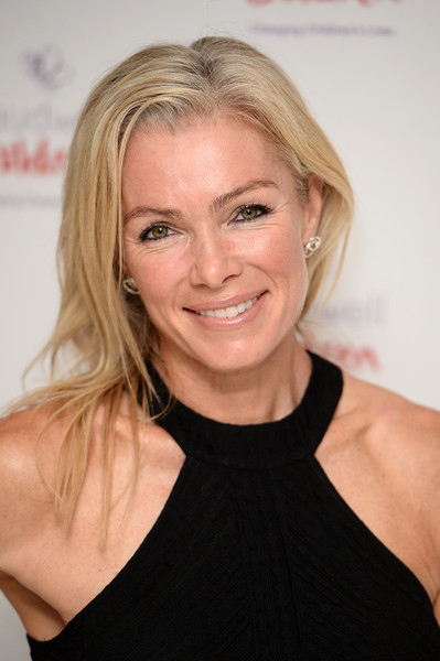 Caudwell Children London Ladies Lunch - Arrivals [hair,face,blond,hairstyle,chin,eyebrow,shoulder,smile,wrinkle,premiere,caudwell children london ladies lunch,nell mcandrew,london,england,the dorchester,arrivals]