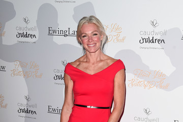 Nell McAndrew 2017 Floats Like A Butterfly Ball - Red Carpet Arrivals