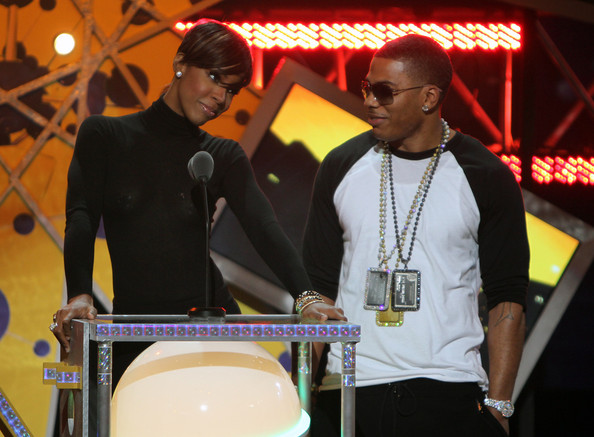 Kelly Rowland and nelly