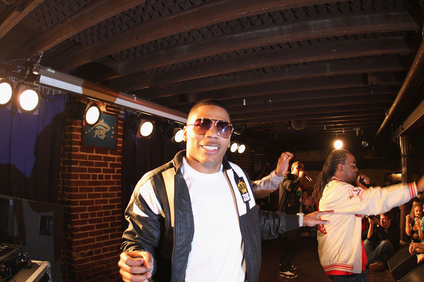 Nelly Pictures Nelly Surprises St Louis Fans For VEVO GO
