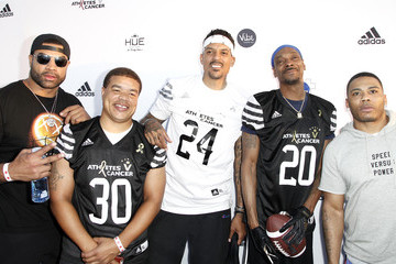 Nelly 5th Annual Athletes vs Cancer Celebrity Flag Football Game