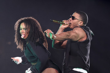 Nelly New Kids On The Block, TLC And Nelly Tour Opener At Mandalay Bay In Las Vegas