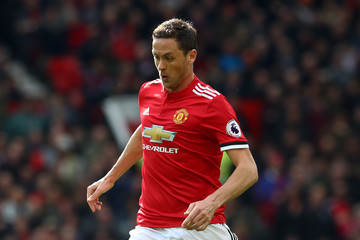 Nemanja Matic Manchester United vs. Arsenal - Premier League
