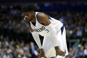 Nerlens Noel New Orleans Pelicans v Dallas Mavericks