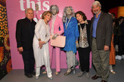 """Martin Sheen, Jane Fonda, Lily Tomlin and Sam Waterston attend the Netflix FYSEE """"Grace and Frankie"""" ATAS Official Red Carpet and Panel at Raleigh Studios on May 18, 2019 in Los Angeles, California."""