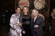"(L-R) Maya Rudolph, Ana Gasteyer and Amy Poehler attend the Netflix Premiere of ""Wine Country"" on May 08, 2019 in New York City."