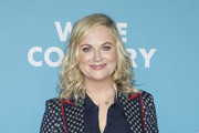 "Amy Poehler attends the Netflix Premiere of ""Wine Country"" on May 08, 2019 in New York City."