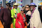 "(L-R) Wesley Snipes, Don ""Magic"" Juan, Luenell, Ruth E. Carter, and Jimmy Lynch attend the ""Dolemite Is My Name"" premiere presented by Netflix on September 28, 2019 in Los Angeles, California. (Photo by Arnold Turner/Getty Images for Netflix)Wesley Snipes, Don ""Magic"" Juan, Luenell, Ruth E. Carter, and Jimmy Lynch"