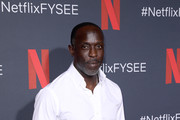 """Michael K. Williams attends the Netflix """"When They See Us"""" FYSEE Event at Raleigh Studios on June 09, 2019 in Los Angeles, California."""