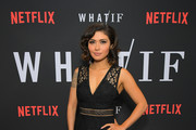 Daniella Pineda attends Netflix's 'WHAT / IF' Special Screening at The London West Hollywood on May 16, 2019 in West Hollywood, California.