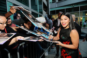 """Gina Rodriguez attends Netflix Special Screening Of """"Someone Great"""" at ArcLight Cinemas on April 17, 2019 in Culver City, California."""