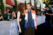 Adam Sandler and Jackie Sandler Photos Photo