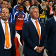Ruud van Nistelrooy and Guus Hiddink Photos