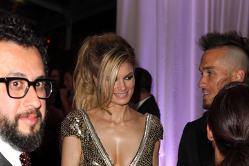 Marisa Miller Griffin Guess Neuro Drinks At 20th Annual Elton John AIDS Foundation Academy Awards Viewing Party