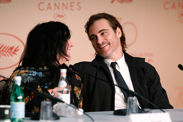 'You Were Never Really Here' Press Conference - The 70th Annual Cannes Film Festival