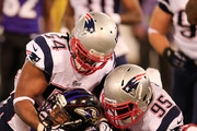 Dont'a Hightower and Chandler Jones Photos Photo