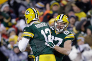Aaron Rodgers and Jordy Nelson Photos Photo