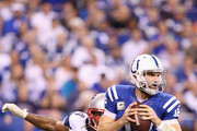 Dont'a Hightower and Andrew Luck Photos Photo