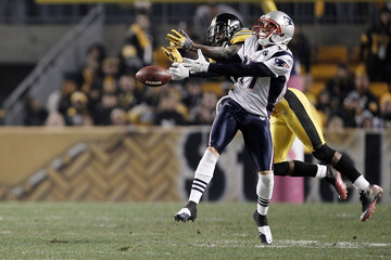 Taylor Price New England Patriots v Pittsburgh Steelers