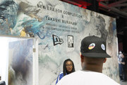 Guests attend New Era Cap 2017 Complex Con Ambassador Collab lounge with A$AP Ferg, Mike Will Made-IT, Jerry Lorenzo, Takashi Murakami, and Ghostface Killah at Long Beach Convention Center on November 5, 2017 in Long Beach, California.