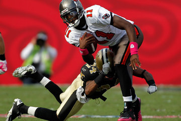 Josh Johnson New Orleans Saints v Tampa Bay Buccaneers