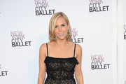 Tory Burch in a Black-and-White Tiered Dress - Best Dressed at the New York City Ballet 2013 Fall Gala
