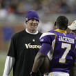 Tarvaris Jackson and Brett Favre