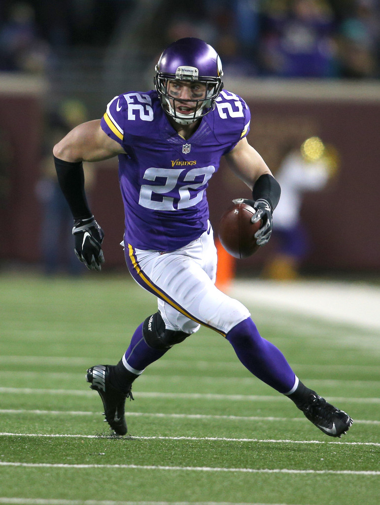 Harrison Smith s New York Giants v Minnesota Vikings 33