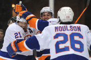 Matt Moulson Frans Nielsen Photos Photo