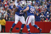 Kyle Williams and Marcell Dareus Photos Photo