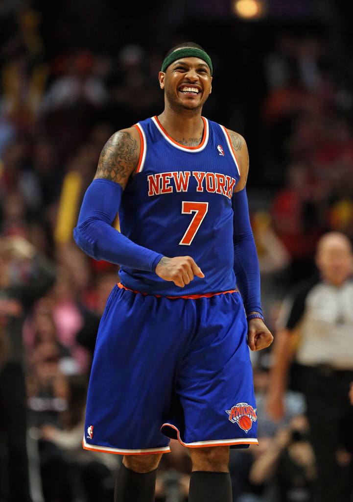 Carmelo Anthony York Photos - Knicks -  Carmelo Anthony New