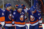 Josh Bailey and Brock Nelson Photos Photo