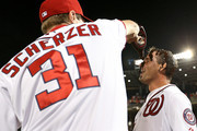 Ryan Zimmerman Max Scherzer Photos Photo