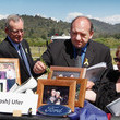 Peter Whittall New Zealand Holds Memorial Service For Pike River Miners