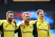 David Warner and Matthew Wade Photos Photo