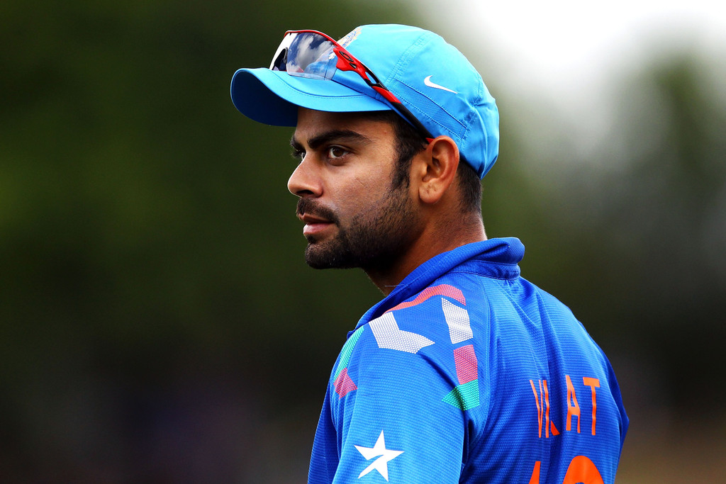 Virat Kohli New Photos 2012 Virat Kohli New Zealand v