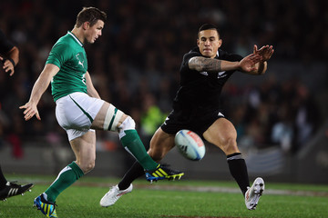Sonny Bill Willams New Zealand v Ireland