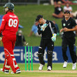 Malcolm Waller New Zealand v Zimbabwe - 3rd One Day International