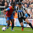 Hatem Ben Arfa and Yannick Bolasie Photos