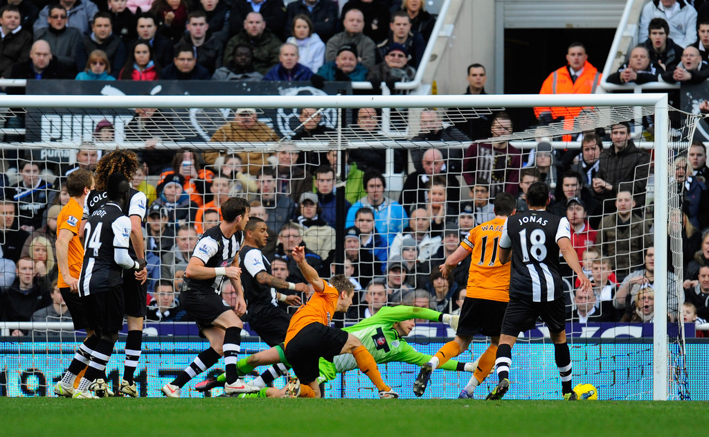 newcastle vs wolves - photo #33