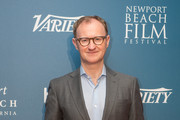 Mark Gatiss attends the 'Newport Beach Film Festival' annual UK honours at The Rosewood Hotel on February 15, 2018 in London, England.