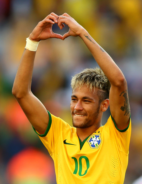 Neymar Photos Photos Brazil V Chile Round Of 16 2014