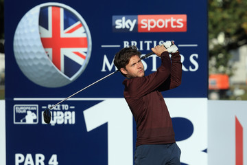 Niall Horan British Masters Supported By Sky Sports - Previews