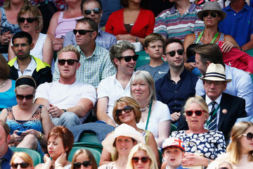 Niall Horan Day One: The Championships - Wimbledon 2015