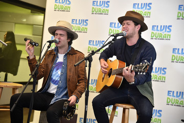 Niall Horan Niall Horan Visits 'The Elvis Duran Z100 Morning Show'
